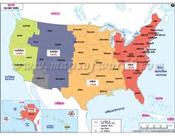 Buy Time Zone Map Of The United States