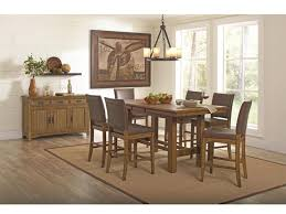 modern counter height table. Amazing Of High Dining Table Set Modern 5 Pc Counter Height Room Stools E