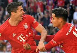 Lewandowski's performance this year has been nothing short of a tour de force. Robert Lewandowski And Philippe Coutinho Bayern Munich S Transfer Gamble Is Paying Off