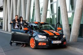 Imrscher and GM Team Up to Create the Bumblebee Chevy Cruze | The ...