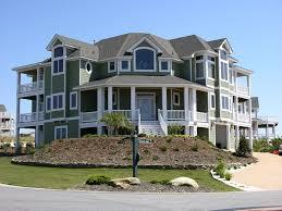 coastal house plans. Unique Coastal House Plan, 041H-0083 Plans A