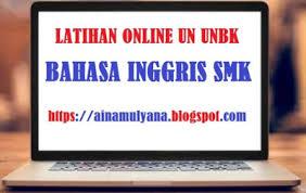 Soal bahasa inggris kelas 9 smp word. Latihan Online Soal Un Unbk Us Bahasa Inggris Smk Tahun 2020 Versi 2 Pendidikan Kewarganegaraan Pendidikan Kewarganegaraan