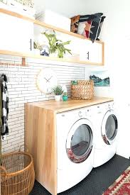 diy laundry room shelves laundry room shelves on washer and dryer diy laundry room storage