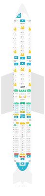 Airbus A350 900 Seating Chart Seat Map Airbus A350 900 359 V1 Singapore Airlines Find