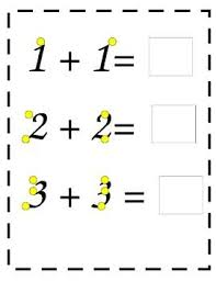 Free Printable Touch Math Chart Kindergarten Math Addition Free Download Best Kindergarten
