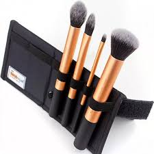 real techniques core collection makeup brushes set