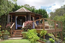 The Cabin, If You Will, Accommodates 2 People In A 1 Bedroom/1 Bathroom  Setup. The Bedroom Features Wood Ceilings, A Wooden Bed Frame, Nature  Inspired ...
