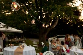 outside wedding lighting ideas. diyredpinkbbqpicnicmarylandweddingreception outside wedding lighting ideas u