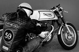 triton motorcycle cafe racer pinterest motorcycle bike