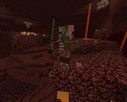 Resultado de imagem para zombie pigman minecraft