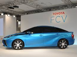 Toyota's New Hydrogen-Powered Car Asks a High Price for Mediocrity ...