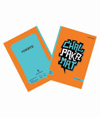 Bunk Pages Multicolor A4 Ruled Notebook Pack Of 24 Buy Online At
