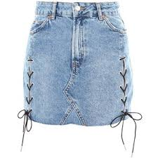 moto wrap denim skirt. topshop moto lace up denim skirt wrap