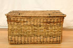 Rattan Baskets Storage Design - MODERN HOUSE DESIGN