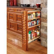 Rev-A-Shelf 6-in W x 30-in H Wood 4