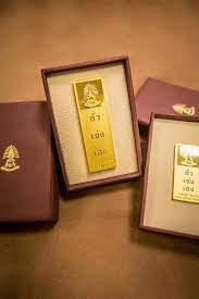 ทองคำแท่งปั๊มโลโก้ฮั่วเซ่งเฮง - Hua Seng Heng ฮั่วเซ่งเฮง