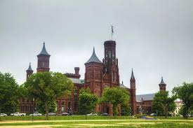 famous american architecture. Smithsonian Institution Building (the Castle) In Washington, DC | Famous American Architecture U