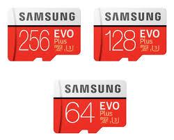 samsung 128gb micro sd. samsung evo plus microsdxc memory cards 128gb micro sd