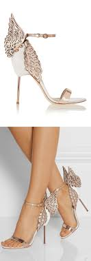 WANTED STYLE — Winged Heels by Sophia Weber | buy HERE