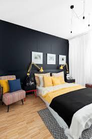 So Können Sie Mit Schwarz Als Wandfarbe Den Innenraum Veredeln