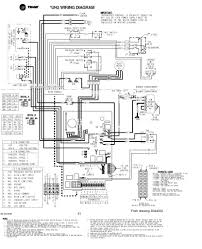 trane furnace diagram. payne wiring diagram heat pump inside furnace trane 4