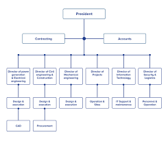 Organization Structure Gasneftco A Global Leader In
