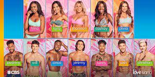 Meet the Full Cast of Love Island (2021 ...