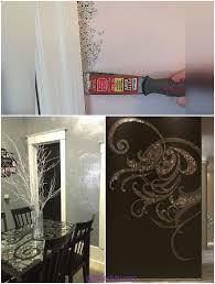 diy glitter furniture. DIY Glitter Wall With Mod Podge (Video) Diy Furniture I