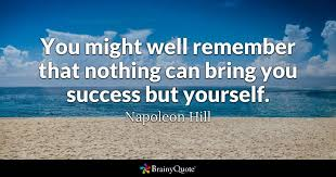 Think And Grow Rich Quotes Interesting Napoleon Hill Quotes BrainyQuote