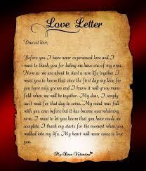 Love Letters For Him Romantic Letters For Men Unique Sweet Love Notes For Him