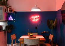Neon Signs For Home Decor Daring Home Decor Neon Lights For Every Room 10