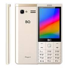 Мобильный <b>телефон BQ 3595</b> Elegant Gold — купить в интернет ...
