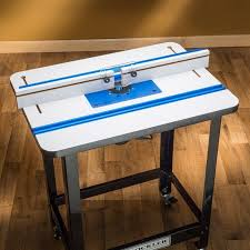table router. rockler router table fence