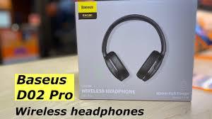 <b>Baseus</b> Encok Wireless Headphone <b>D02 Pro</b> unboxing - YouTube