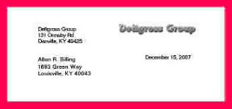 Letter Format Examples Envelope Nwpmbelize Com