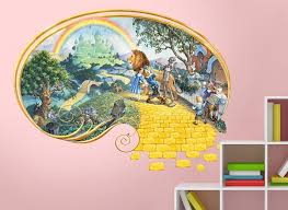 wizard of oz wall decal wizard of oz wall stickers small home