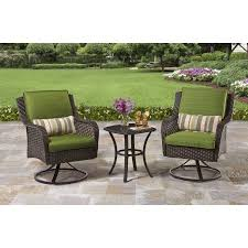 Better Homes And Gardens Amelia Cove 3Piece Outdoor Bistro Set Three Piece Outdoor Furniture