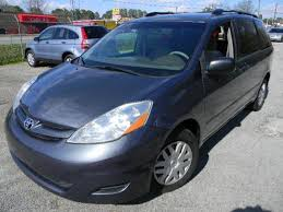 2536 - 2007 Toyota Sienna | Antep Auto Sales, Inc. | Used Cars For ...
