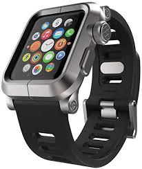 LUNATIK EPIK Aluminum Case and <b>Silicone Strap for Apple</b> Watch ...