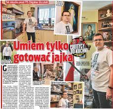 Zbigniew girzyński z żoną beatą mają jednego syna (east news, fot: Umiem Tylko Gotowac Jajka Pressreader