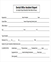 35 Incident Report Templates Free Premium Templates