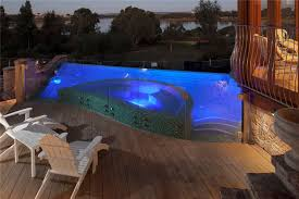 infinity pools for homes.  Pools Dynamic Pools Perth Infinity Fibreglass And Concrete Img 2 And For Homes