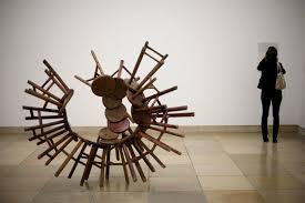 Contemporary art furniture Metal Flavorwire 10 Contemporary Artists Who Use Furniture As Medium Flavorwire