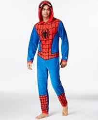 Briefly Stated Onesie Size Chart Briefly Stated Spider Man One Piece Hooded Pajama Suit