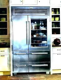 glass front fridge glass front refrigerator residential luxury glass front refrigerator for home clear door fridge