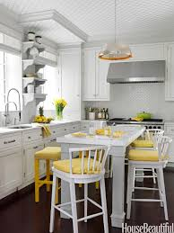 Interior Of A Kitchen Popular Kitchen Paint And Cabinet Colors Colorful Kitchen Pictures
