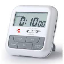 Timer 10 Minutes Talking Timer And Travel Alarm Clock