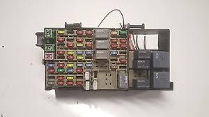 new oem gm fuse block fits buick lucerne cadillac dts silverado 06 11 oem cadillac dts fuse box