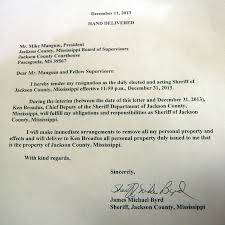 it s official sheriff mike byrd resigns effective dec  view full sizemike