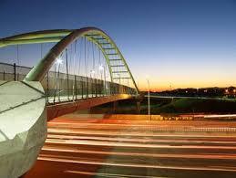 Modern Bridge by Jef Poskanzer2 on flickr